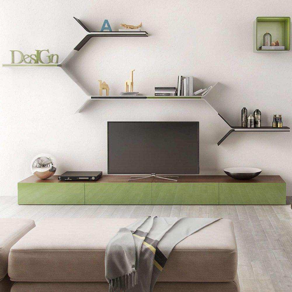 Innovative Wall Shelves: Tarvo Wall Shelf » Gadget Flow