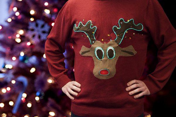 littleBits Ugly Sweater Hack