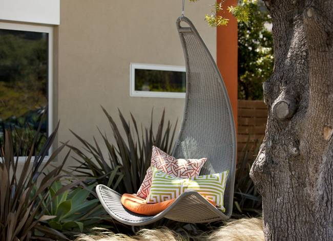 Urban Balance Hanging Curve Chair