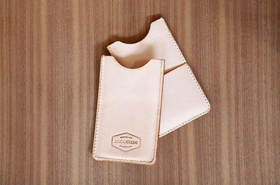 Veg Tan Slim Wallet For iPhone 6/6 Plus