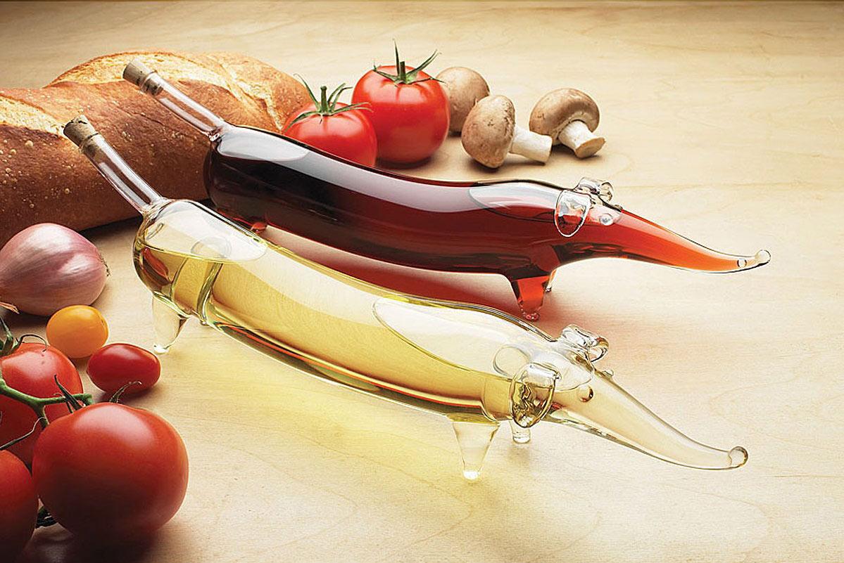 Weiner+Dog+Oil+%26amp%3B+Vinegar+Set