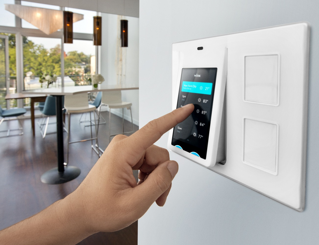 Wink Relay – Smart Home Wall Controller