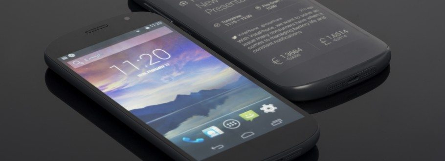 YotaPhone 2: Another Smartphone With Serious Innovation Desires