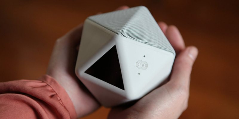 Boom Boom Speaker from Binauric