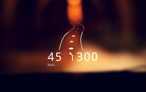 HUDWAY App Can Metamorphose Your Smartphones Into a GPS Navigation Heads-Up Display For Safe Driving