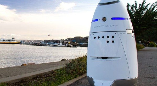 This Robot is Making Parking Lots Safer One Day at a Time