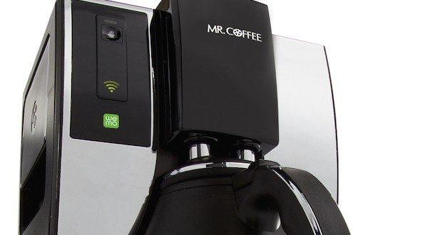 Mr. Coffee Smart Coffee Maker Gives Venerable Brand A Big Tech Buzz