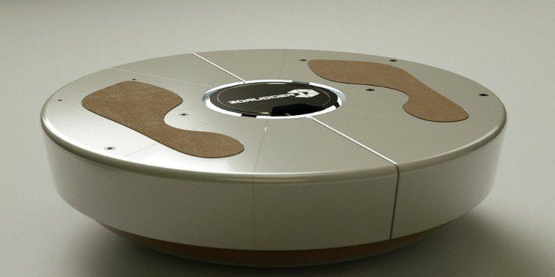 3DRudder Feet-Controlled 3D Controller