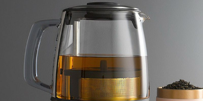 One-Touch Tea Maker