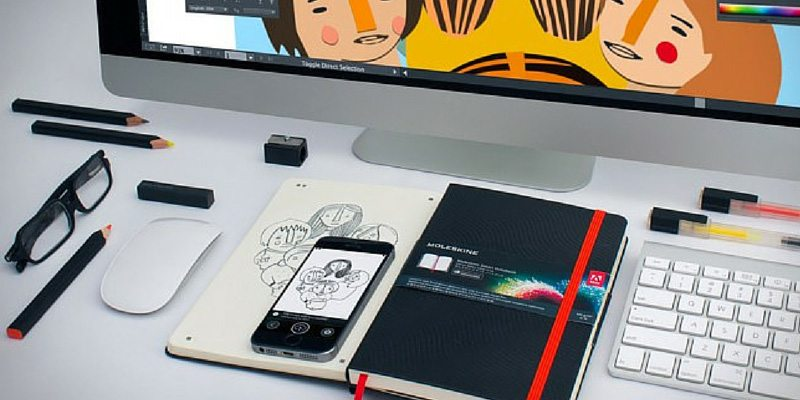 Moleskine Smart Notebook