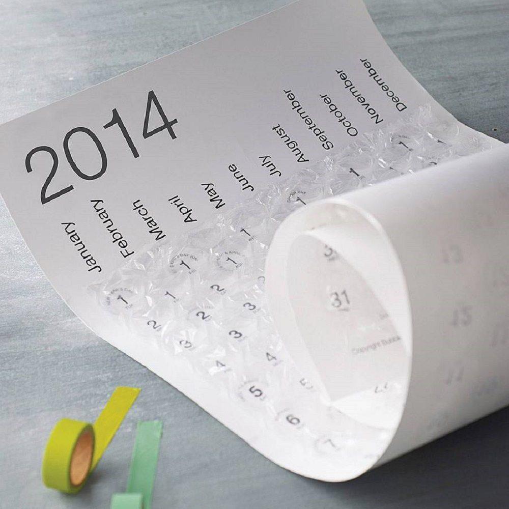 2015 Bubble Calendar