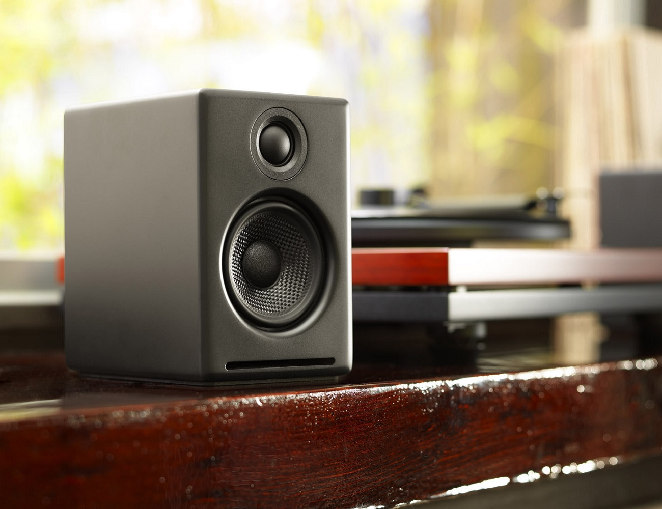 A2+ Powered Desktop Speakers
