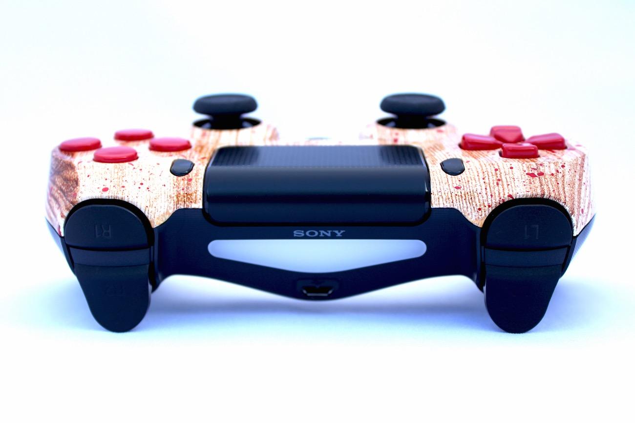 AERROX – Playstation & XBOX Design