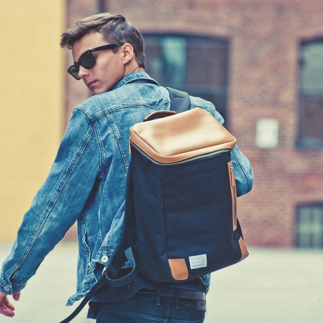 Amsterdam Backpack by Venque