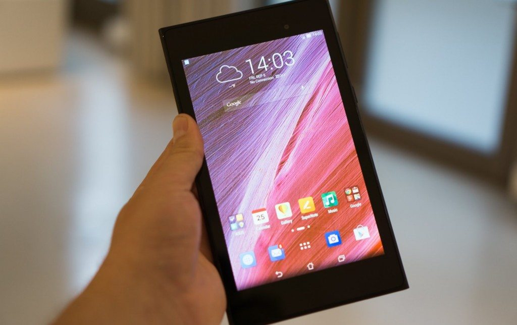 ASUS MeMo Pad 7 (ME572C) is a Worthy Contender in the Small Tablet