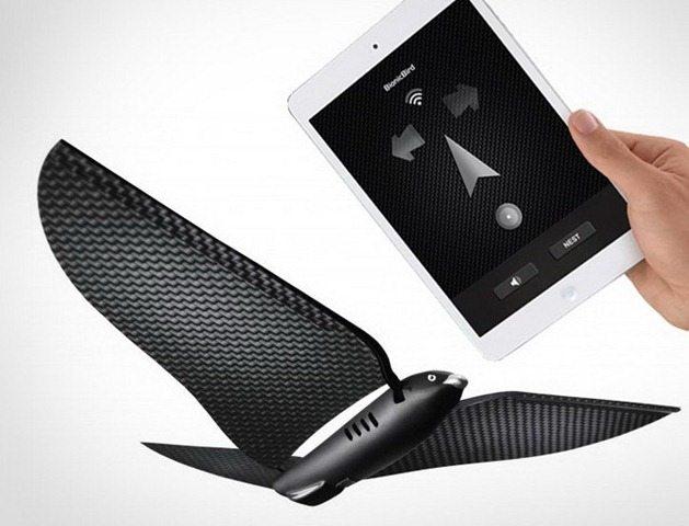 Bionic Bird and app
