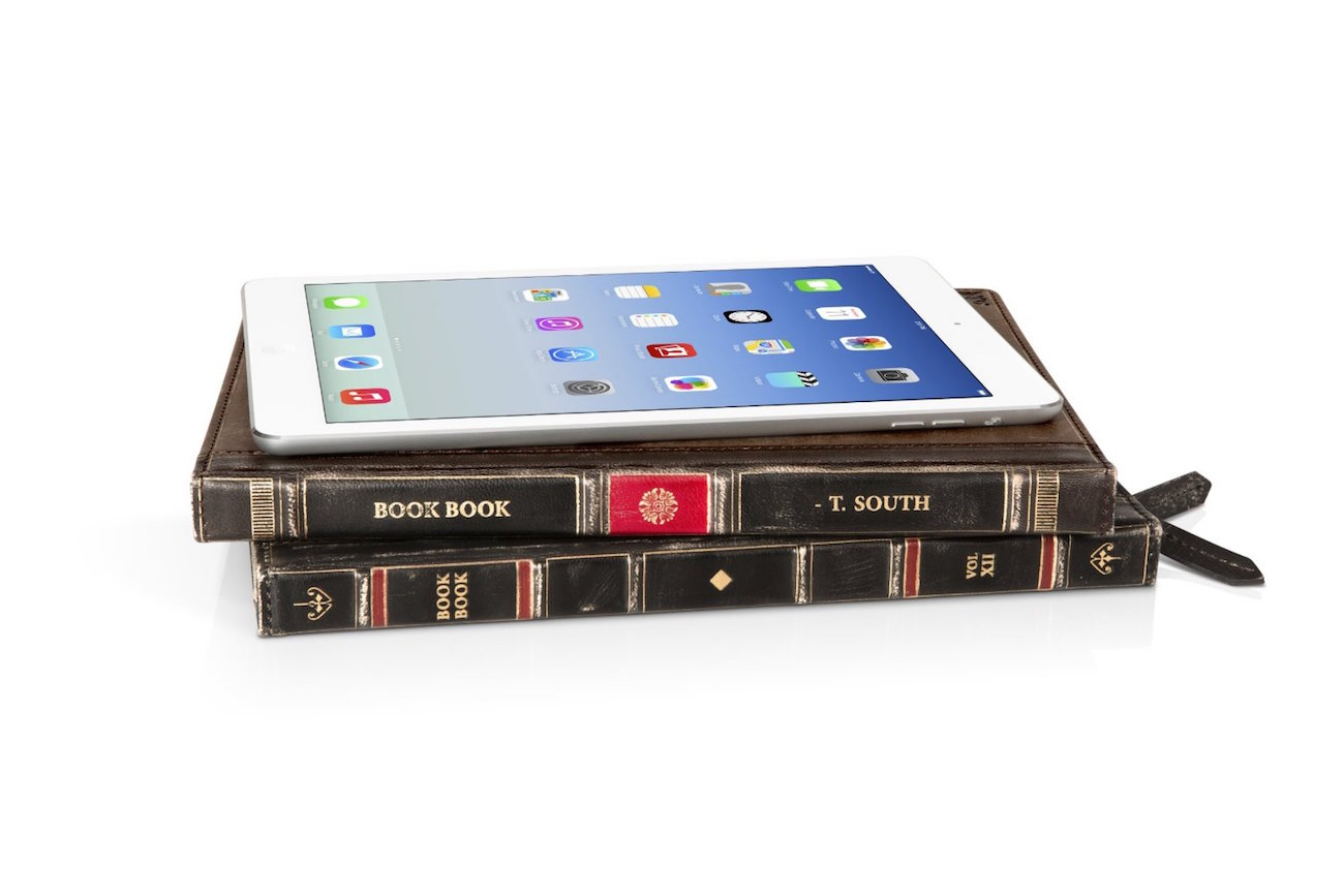 BookBook for iPad Air by Twelve South
