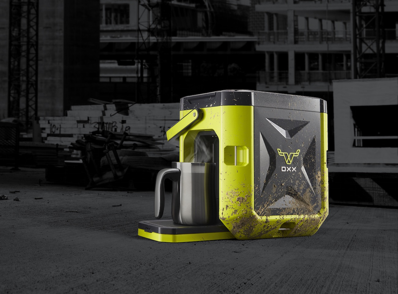 COFFEEBOXX Ultra Tough Coffee Brewer