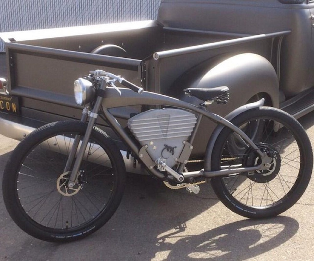 E-Flyer Electric Bike by ICON