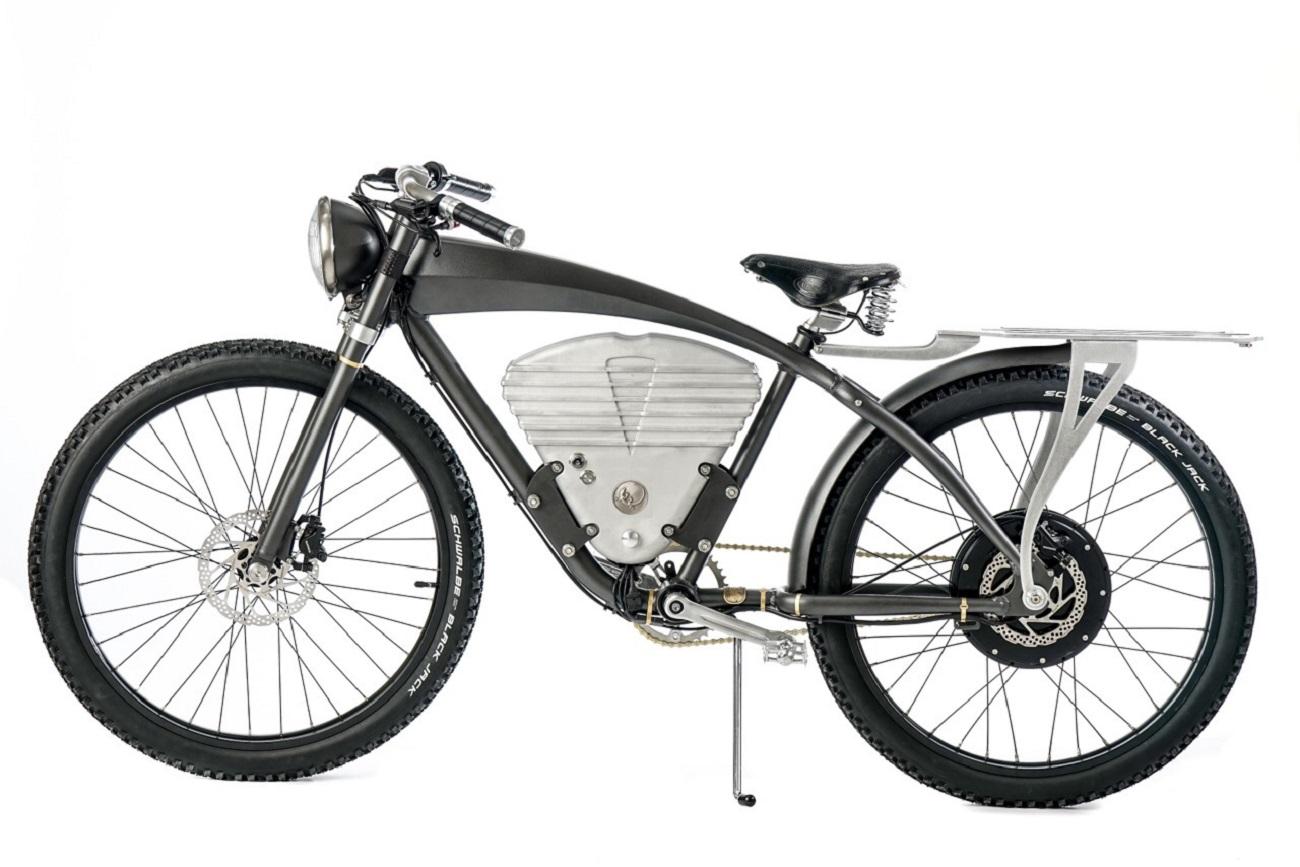 e flyer electric bike by icon gadget flow. Black Bedroom Furniture Sets. Home Design Ideas