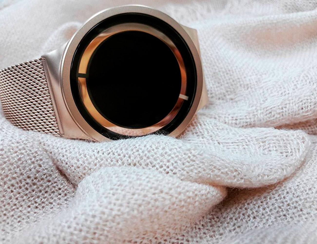 ECLIPSE Metallic Rose Gold