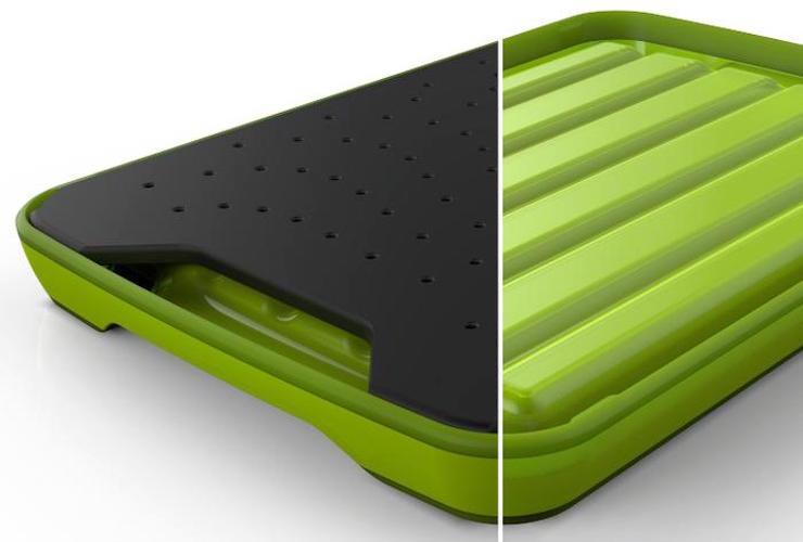 Eco Flow Cutting Board
