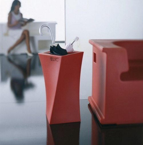 Elic Umbrella Stand – For Long and Short Umbrellas
