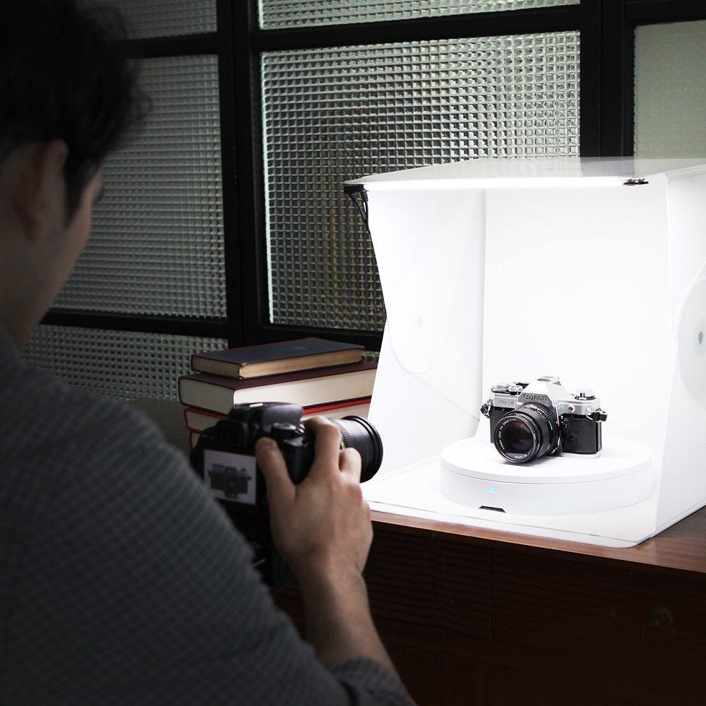 Foldio 2 – The World's 1St Photo Studio For Smartphone