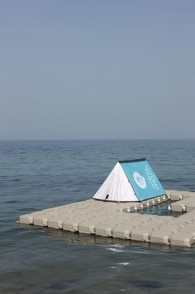 Fully Booked Tent by FieldCandy