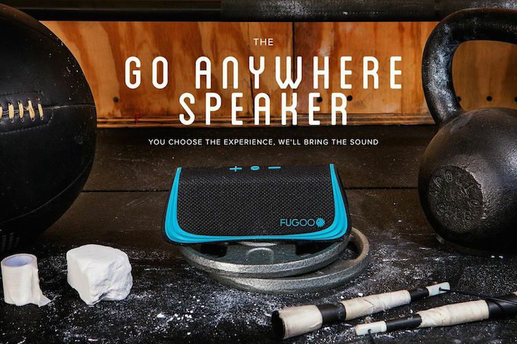GoAnywhere Bluetooth Speaker