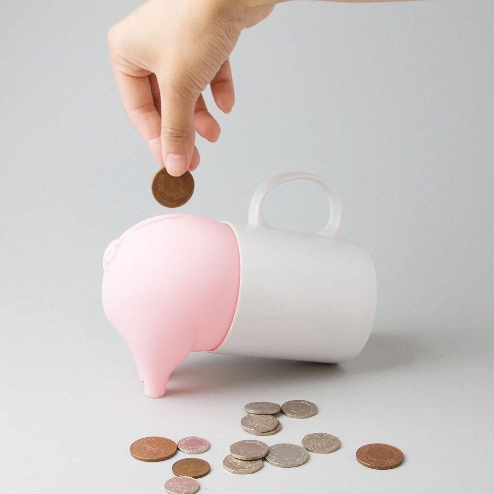 Greedy Pig Money Box Plug