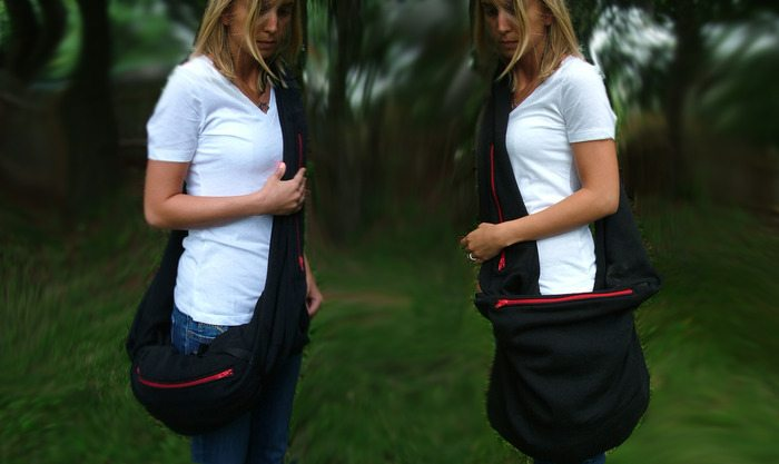 Hoodroo+Hoodie+Backpack
