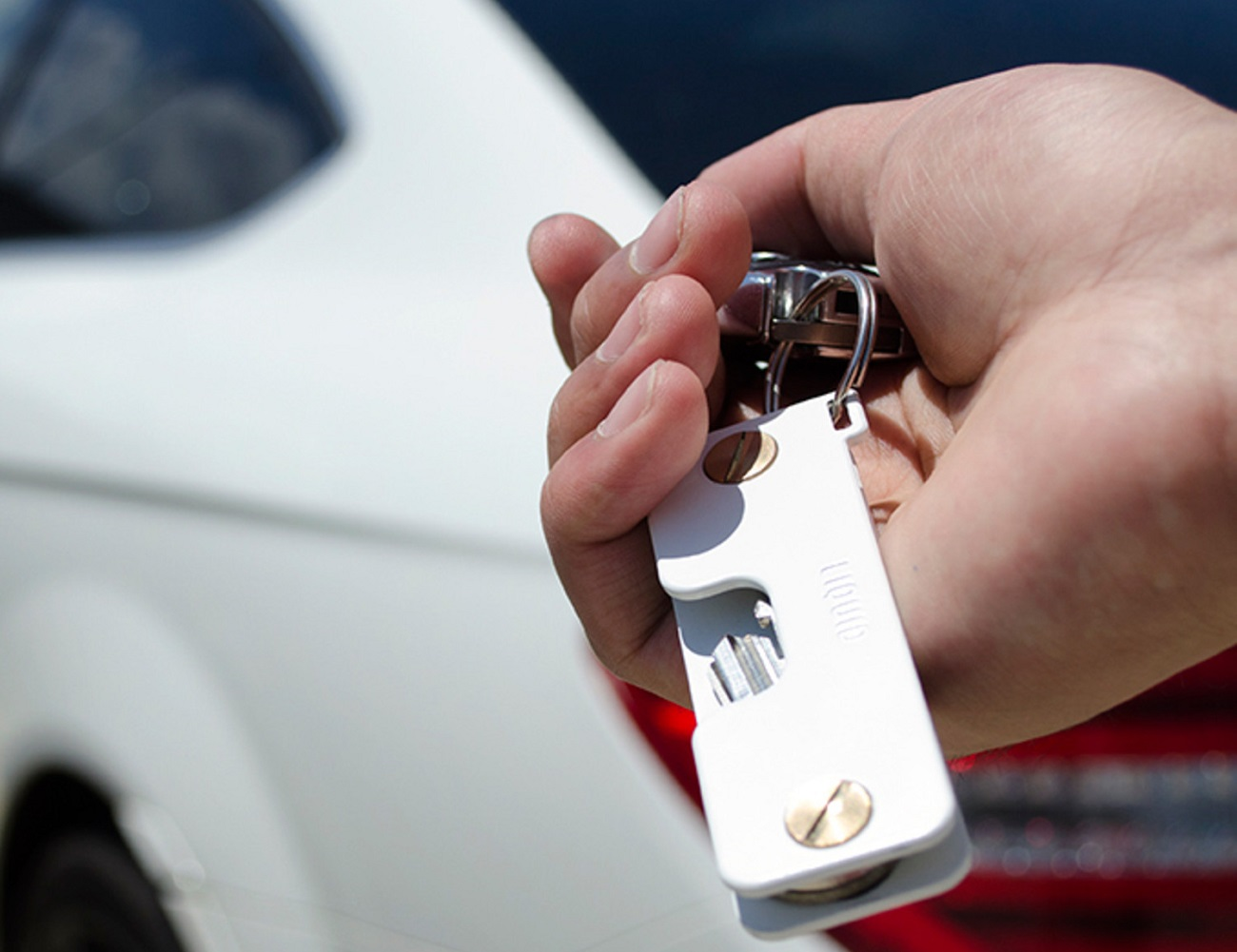 Key Caddy by Liquid Co.