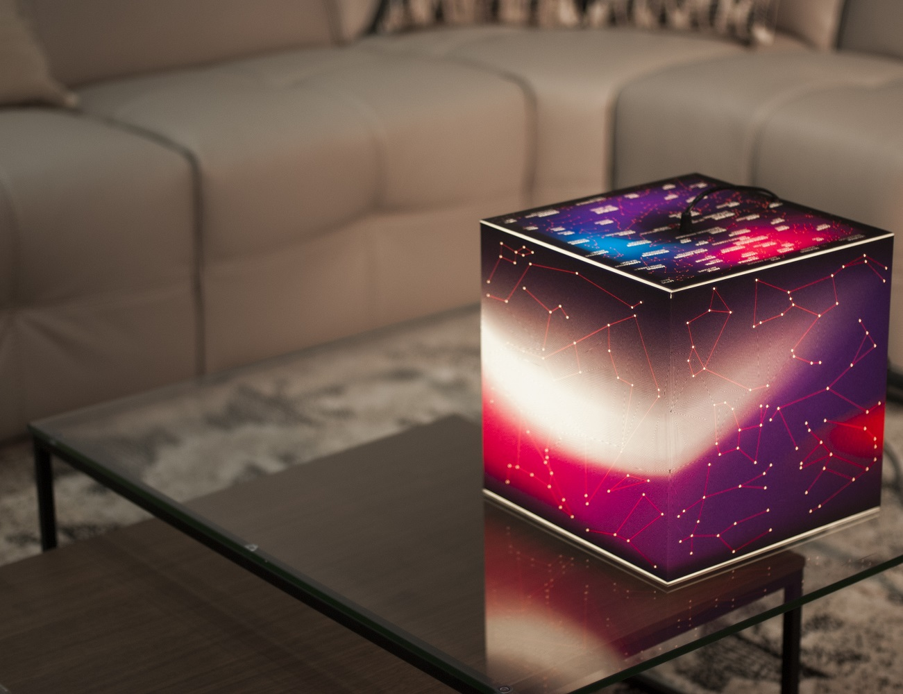 Know Your Stars Lamp by UNIQCUBE