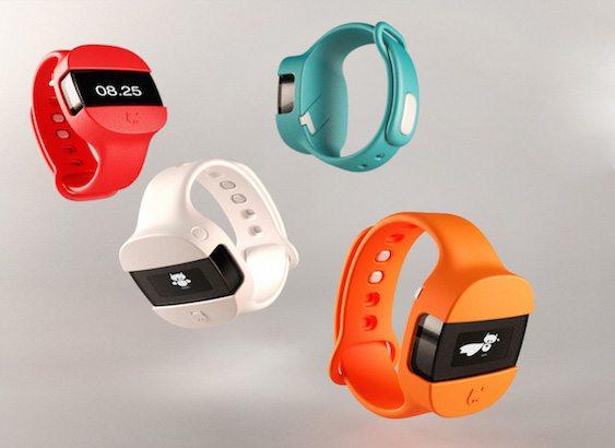 Miiya: Connected Smartwatch To Get Kids Active