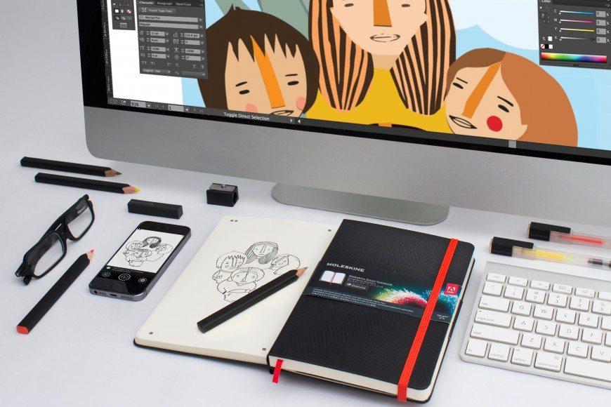 Moleskine+Smart+Notebook