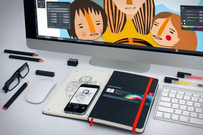 Image result for moleskine smart notebook