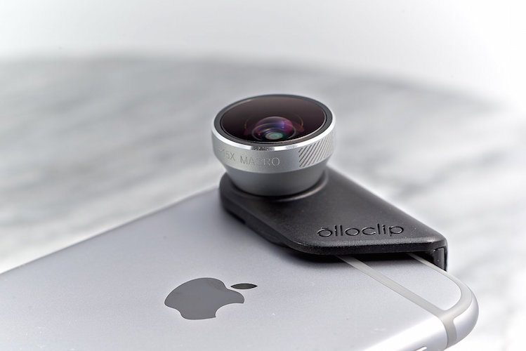 Olloclip 4-IN-1 Photo Lens For iPhone 6 & Plus
