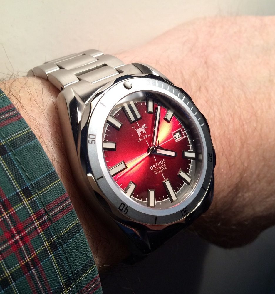 Orthos Diving Watch