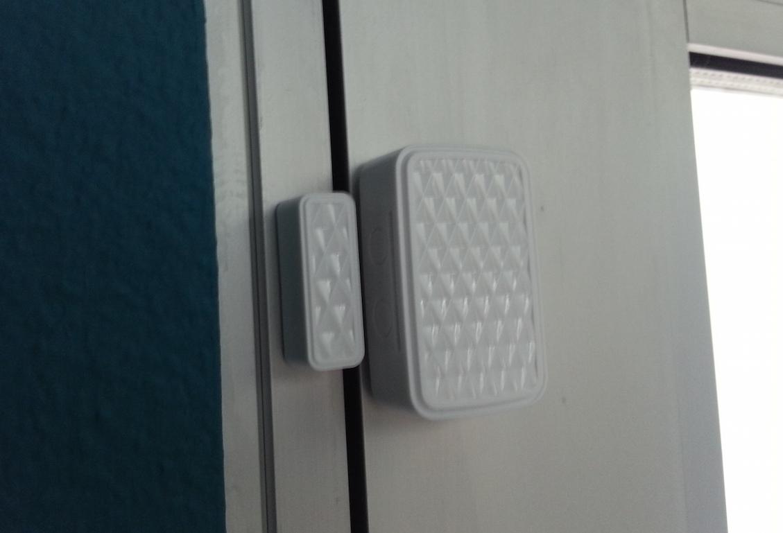 PEQ Smart Home Sensor System