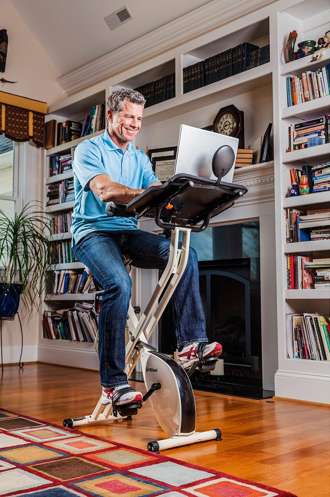 Productivity Exercise Bike by FitDesk