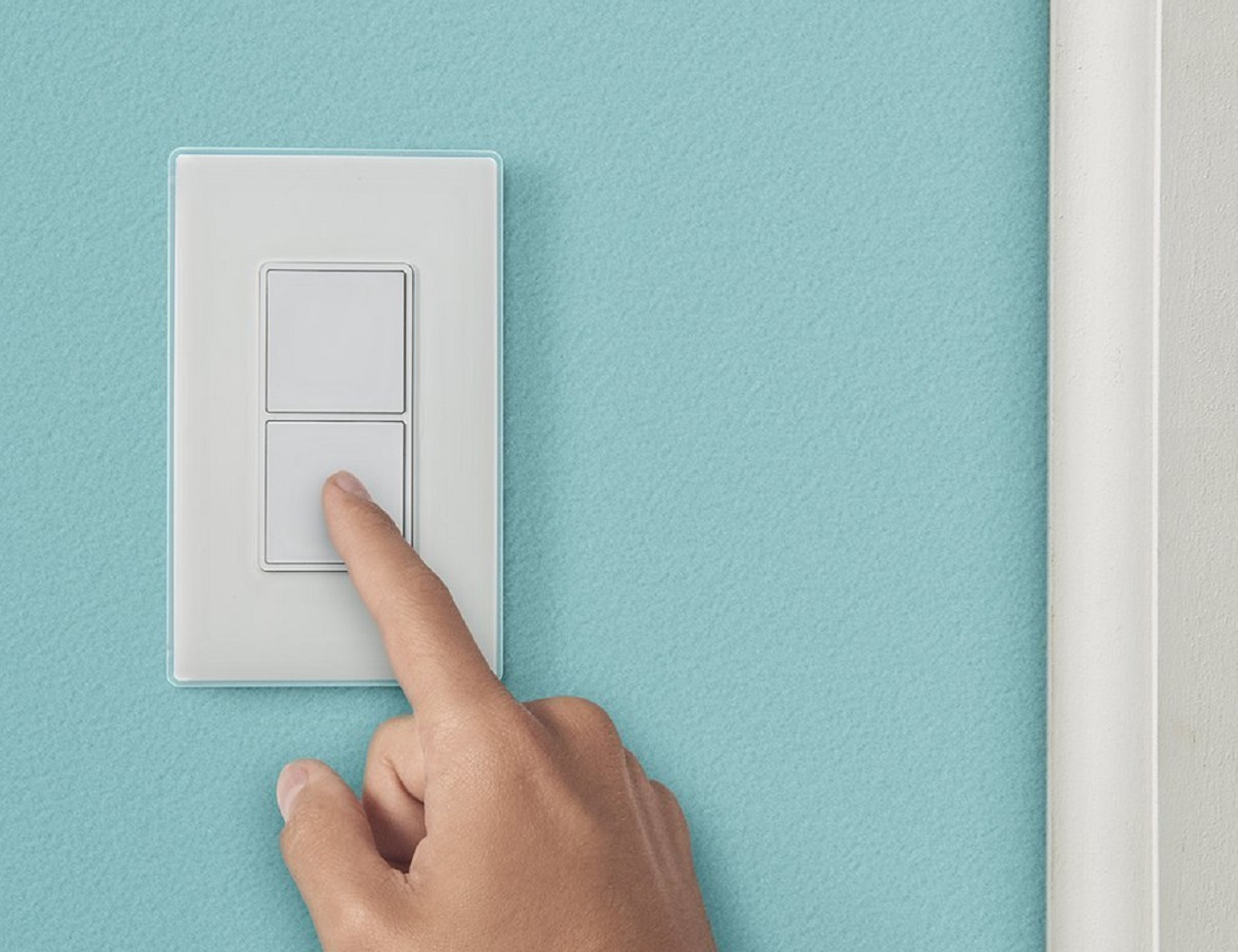 Quirky + GE Tapt Smart Wall Switch