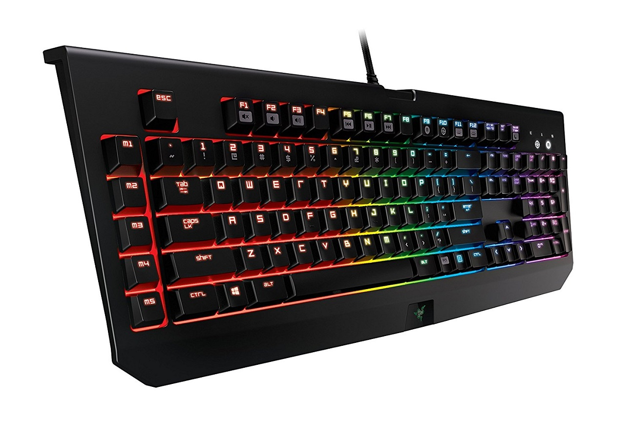Razer BlackWidow Chroma RGB Gaming Keyboard