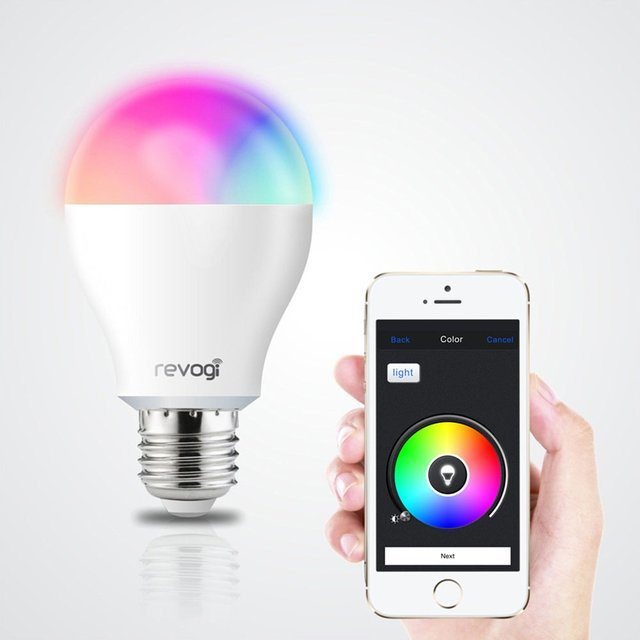 Satechi revogi smart led bulb review Smart light bulbs