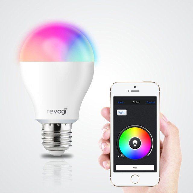 Satechi Revogi Smart Led Bulb 187 Gadget Flow