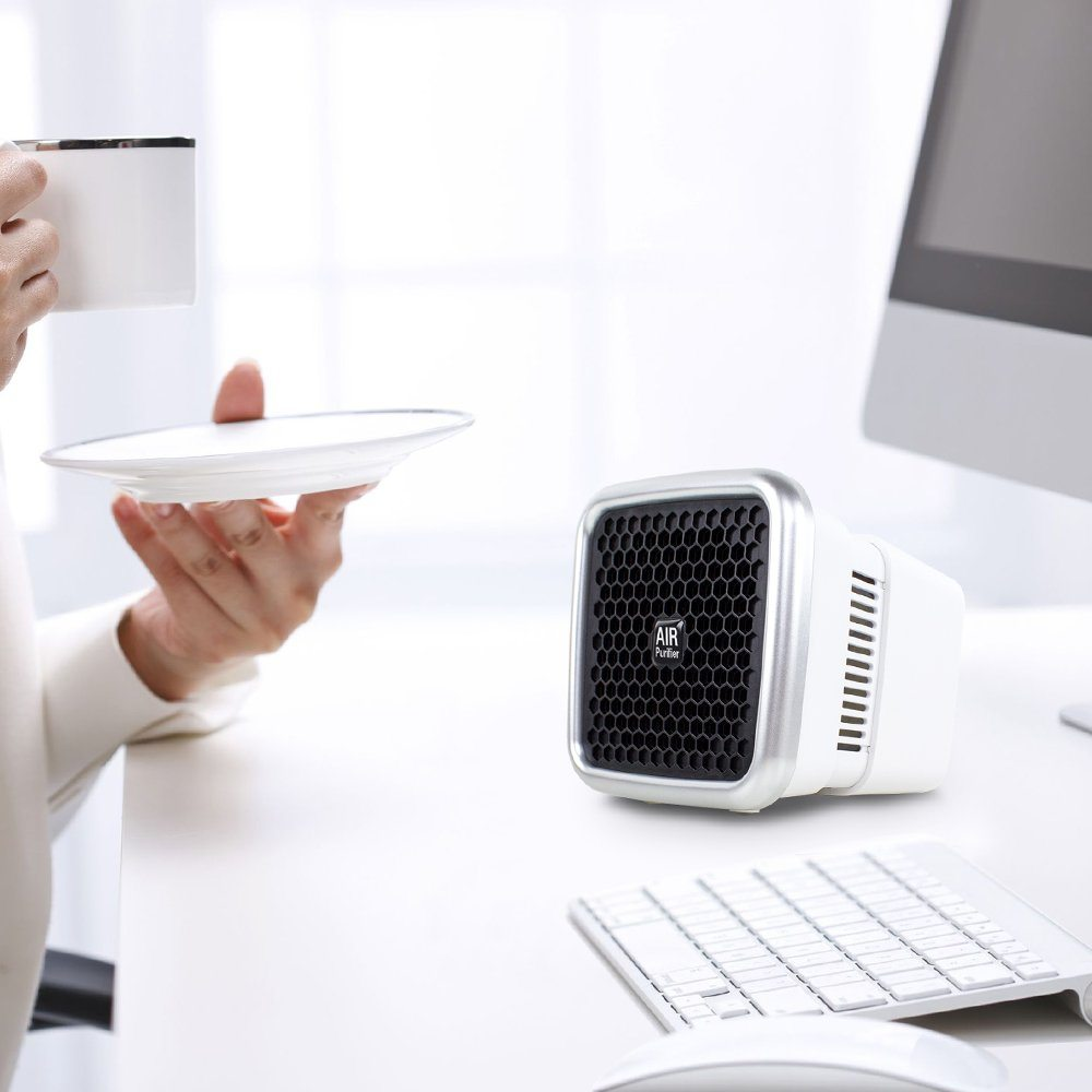 Usb Air Purifier Product ~ Satechi usb portable air purifier and fan gadget flow