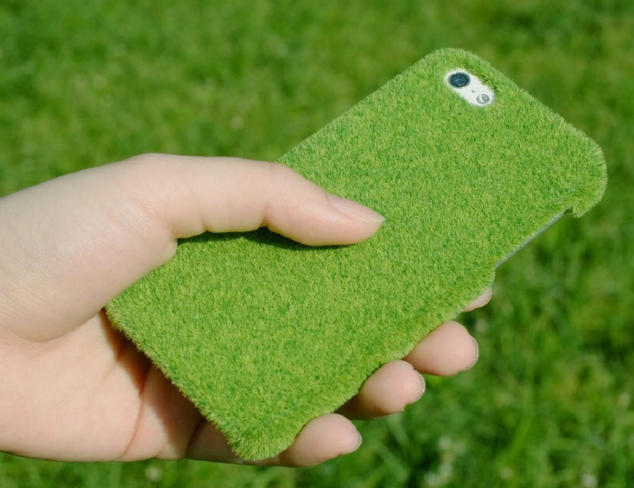 Shibaful Turf iPhone SE/5s Case