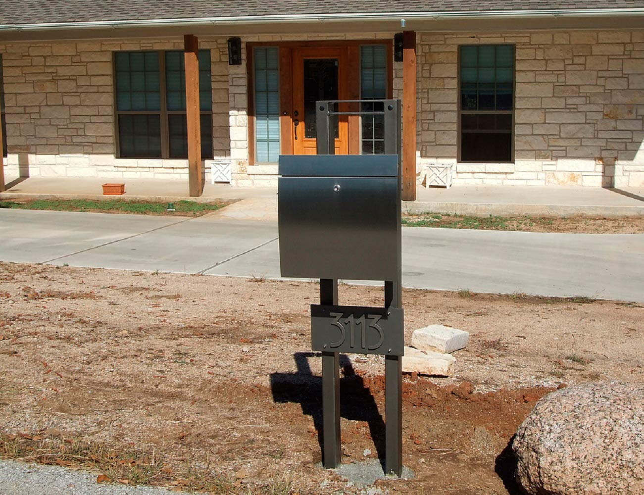 Signo Letter Box