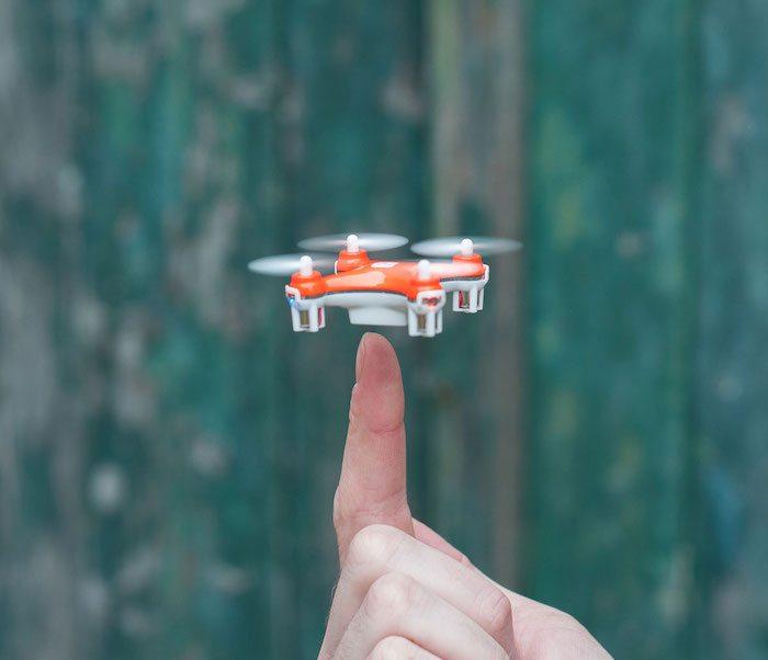 Skeye Nano Drone Gadget Flow