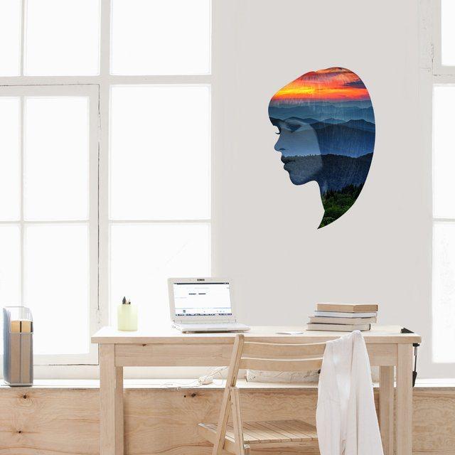 Sunset Facescape